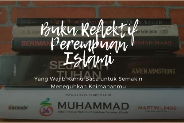 #10: 5 Buku Perspektif Muslimah Reflektif