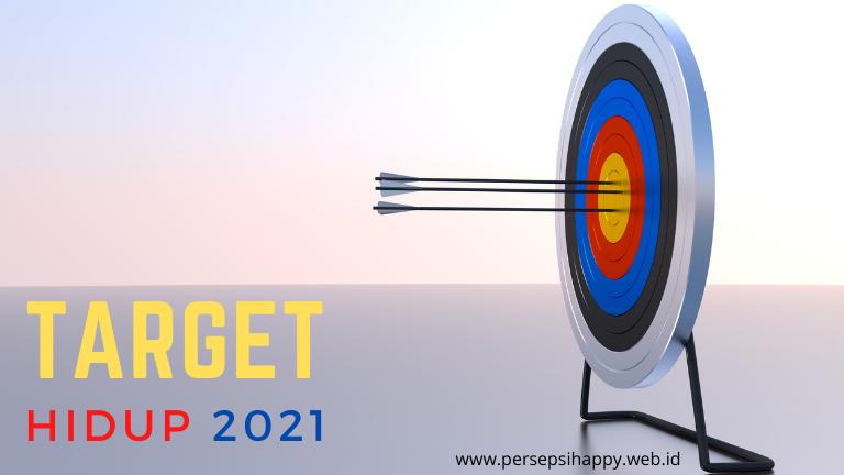 Target hidup 2021